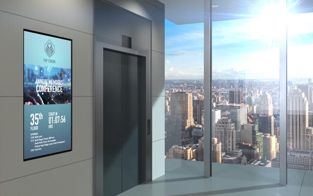 c-series large format display
